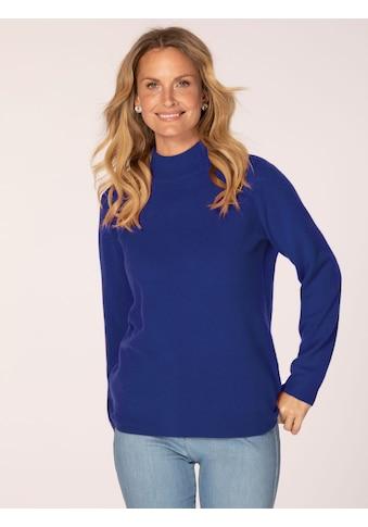 Mona Kaschmir - Pullover mit Stehkragen kaufen