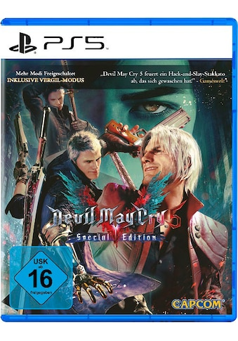 Devil May Cry 5 Special Edition PlayStation 5 kaufen