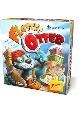 Zoch Spiel »Flotter Otter«, Made in Germany kaufen