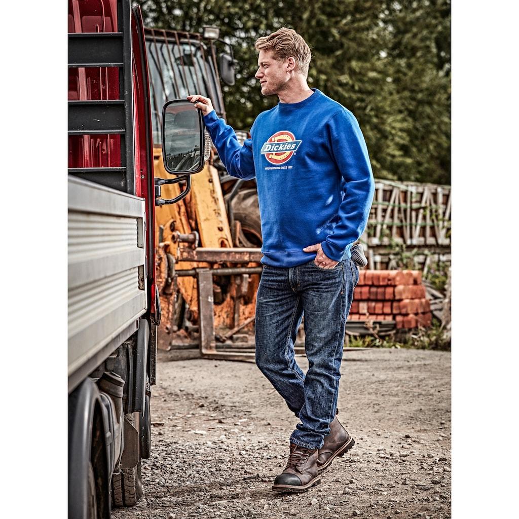 Dickies Sweatshirt »Longton«, Mit Dickies Logo