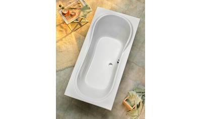 OTTOFOND Badewanne »Palma«, mit Fußgestell und Ablaufgarnitur kaufen