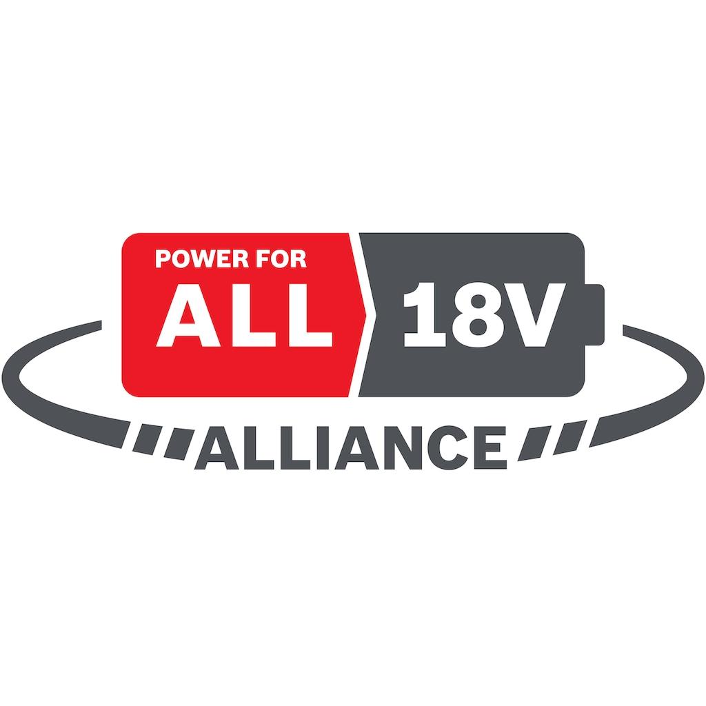 GARDENA Akku-Laubbläser »PowerJet 18V P4A solo, 14890-55«, ohne Akku und Ladegerät, 100 km/h Luftgeschwindigkeit