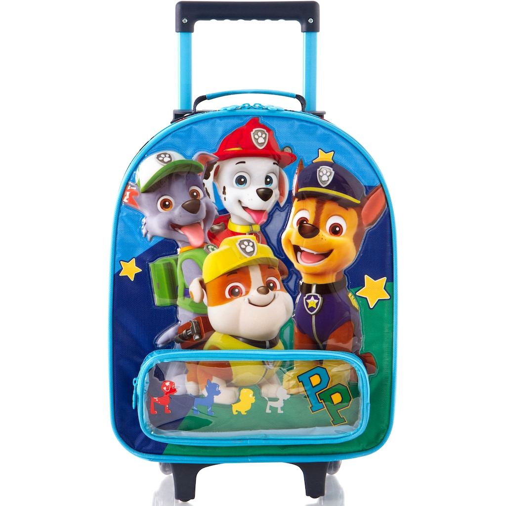 Heys Kinderkoffer »Paw Patrol, blau«, 2 Rollen
