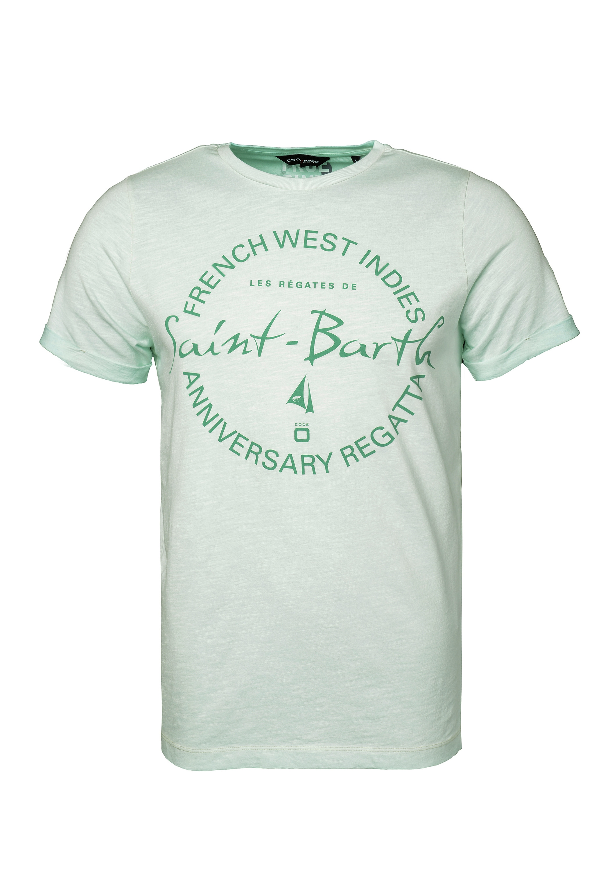 CODE-ZERO T-Shirt Voile St. Barth T-Shirt | Bekleidung > Shirts > Sonstige Shirts | Code-Zero