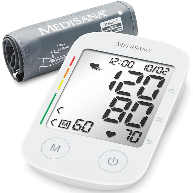 Medisana Oberarm-Blutdruckmessgerät BU 535