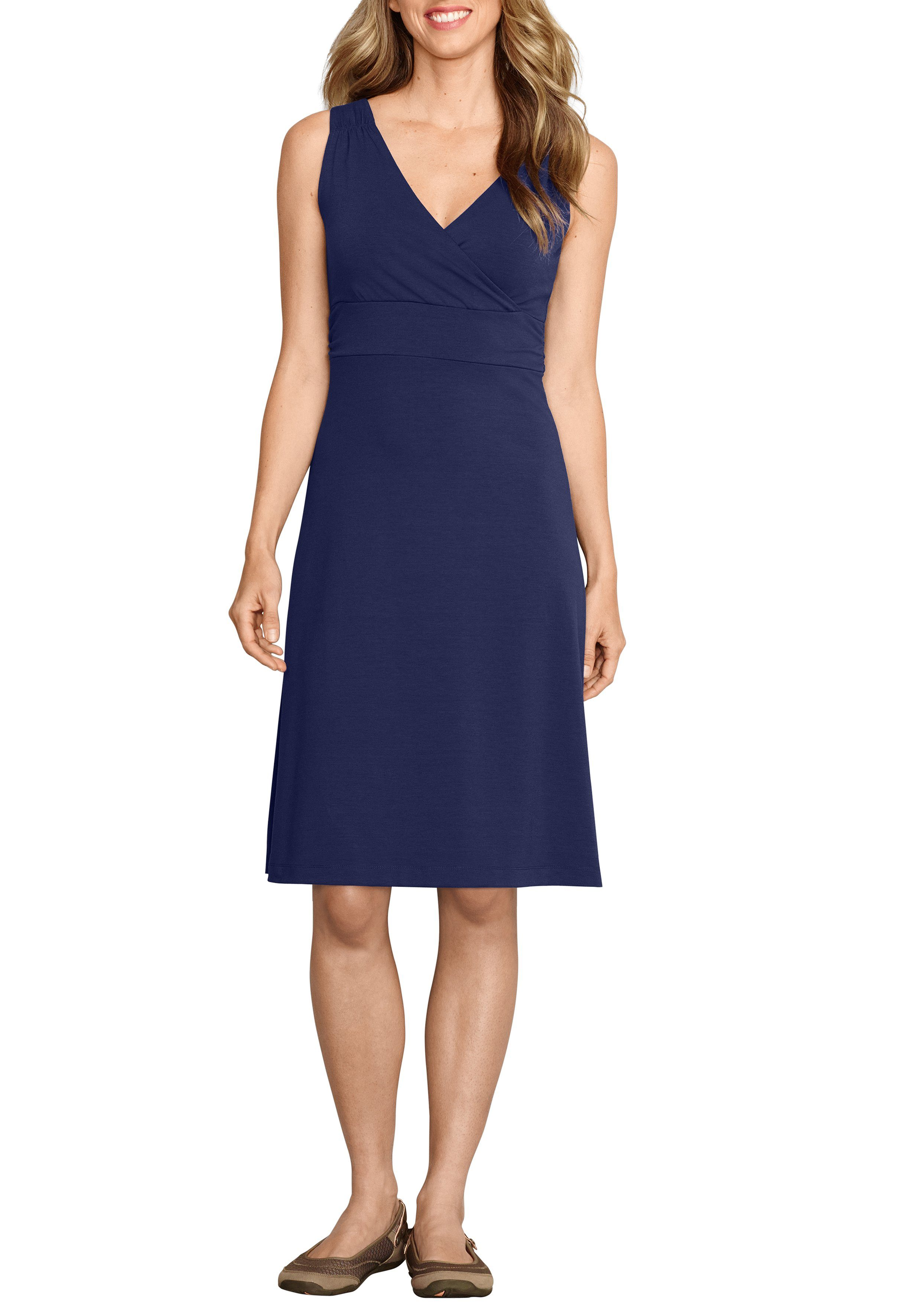 Eddie Bauer Sommerkleid (Travex® Kleid kniebedeckend)