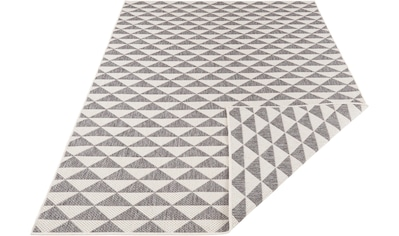 bougari Teppich »Tahiti«, rechteckig, 5 mm Höhe, In- und Outdoor geeignet, Wendeteppich, Wohnzimmer kaufen