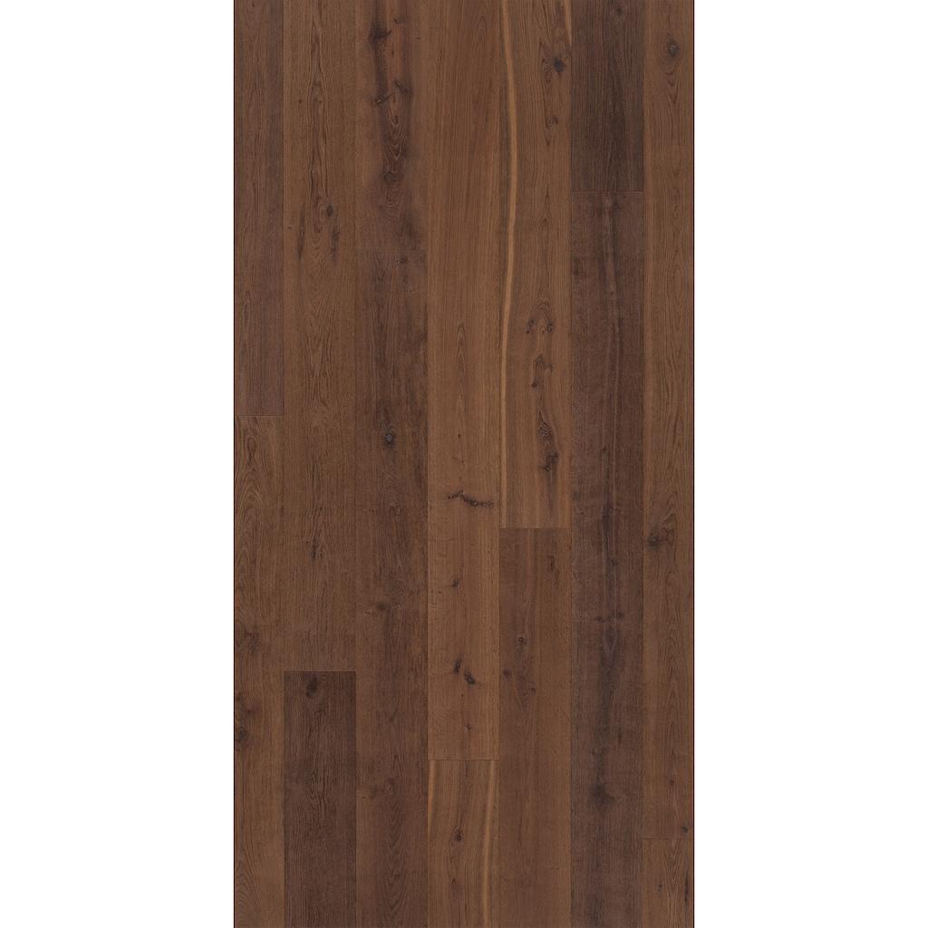 PARADOR Parkett »Classic 3060 Living - Thermoeiche Medium«, Klicksystem, 2200 x 185 mm, Stärke: 13 mm, 3,66 m²