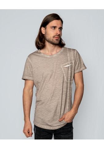 Key Largo T-Shirt, im Used-Design kaufen