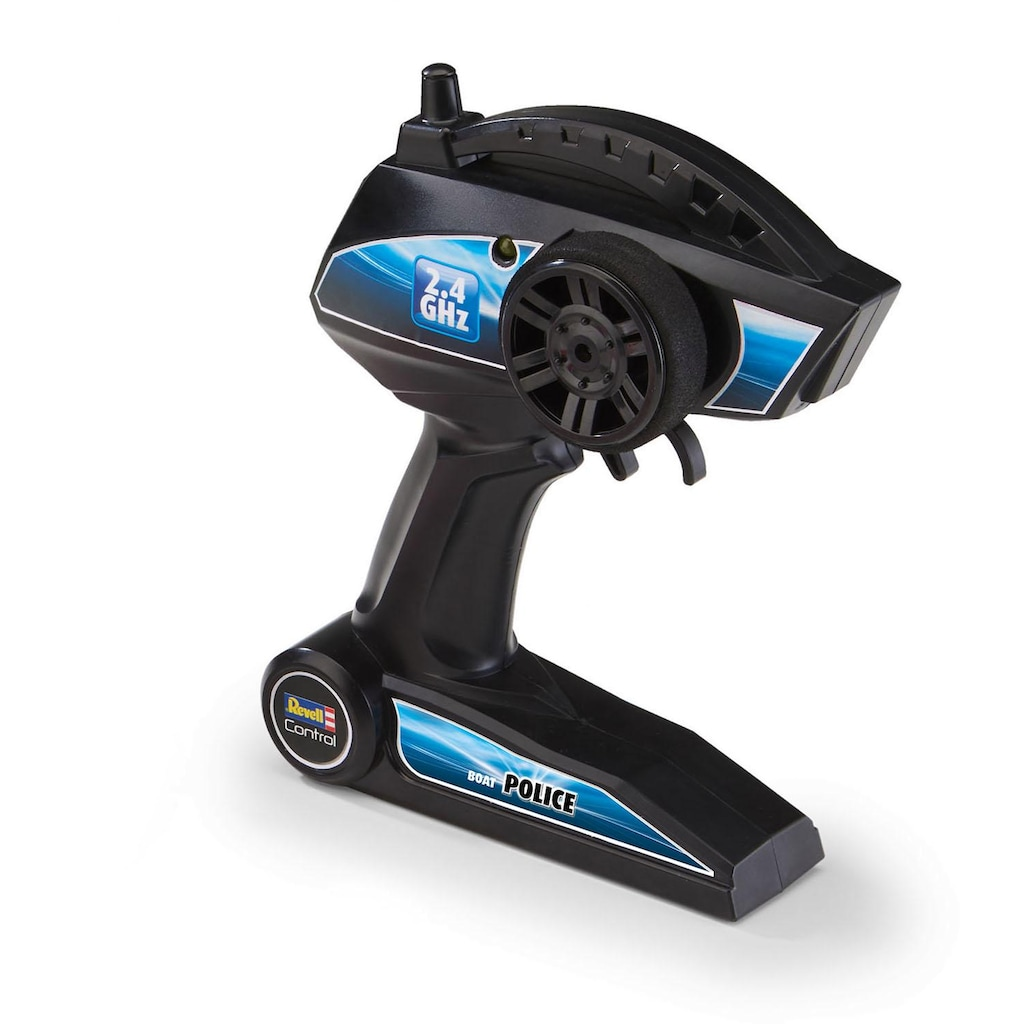 Revell® RC-Boot »Revell® control, Police, 2,4 GHz«