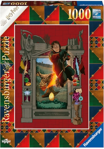 """Ravensburger Puzzle """"Harry Potter und der Feuerkelch"""" kaufen"""