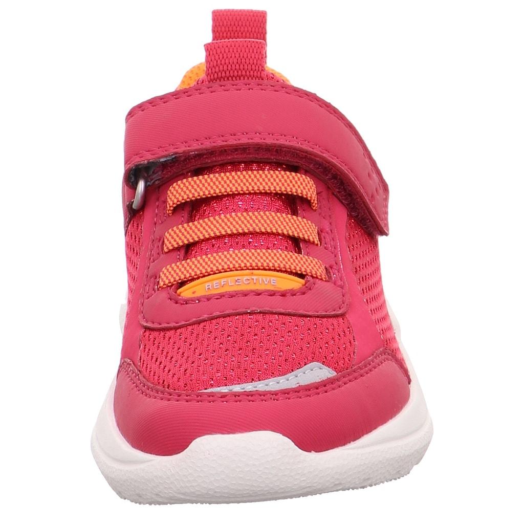 Superfit Sneaker »Rush WMS Weiten-Messsystem: mittel«, mit Gummiband
