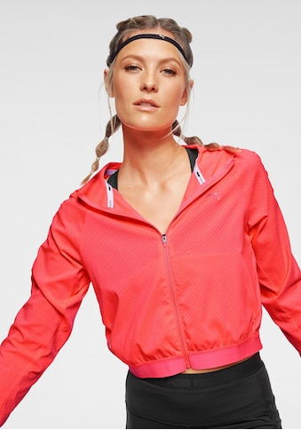 PUMA Trainingsjacke »Be Bold Woven Jacket« kaufen