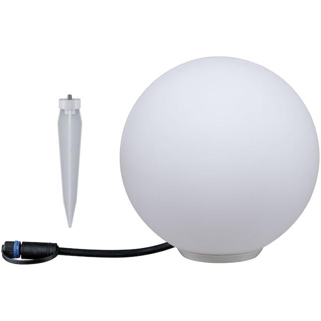 Paulmann,LED Kugelleuchte»Outdoor Plug & Shine Lichtobjekt Globe«,