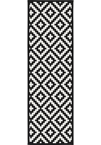 andas Läufer »Tomke«, rechteckig, 7 mm Höhe, Wendeteppich mit zwei Designs kaufen