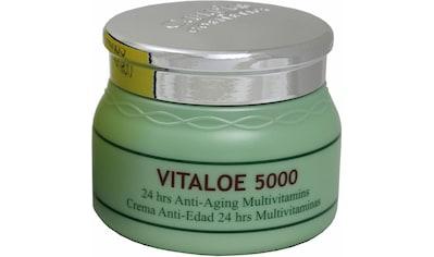 canarias cosmetics Anti-Aging-Creme »Vitaloe 5000« kaufen