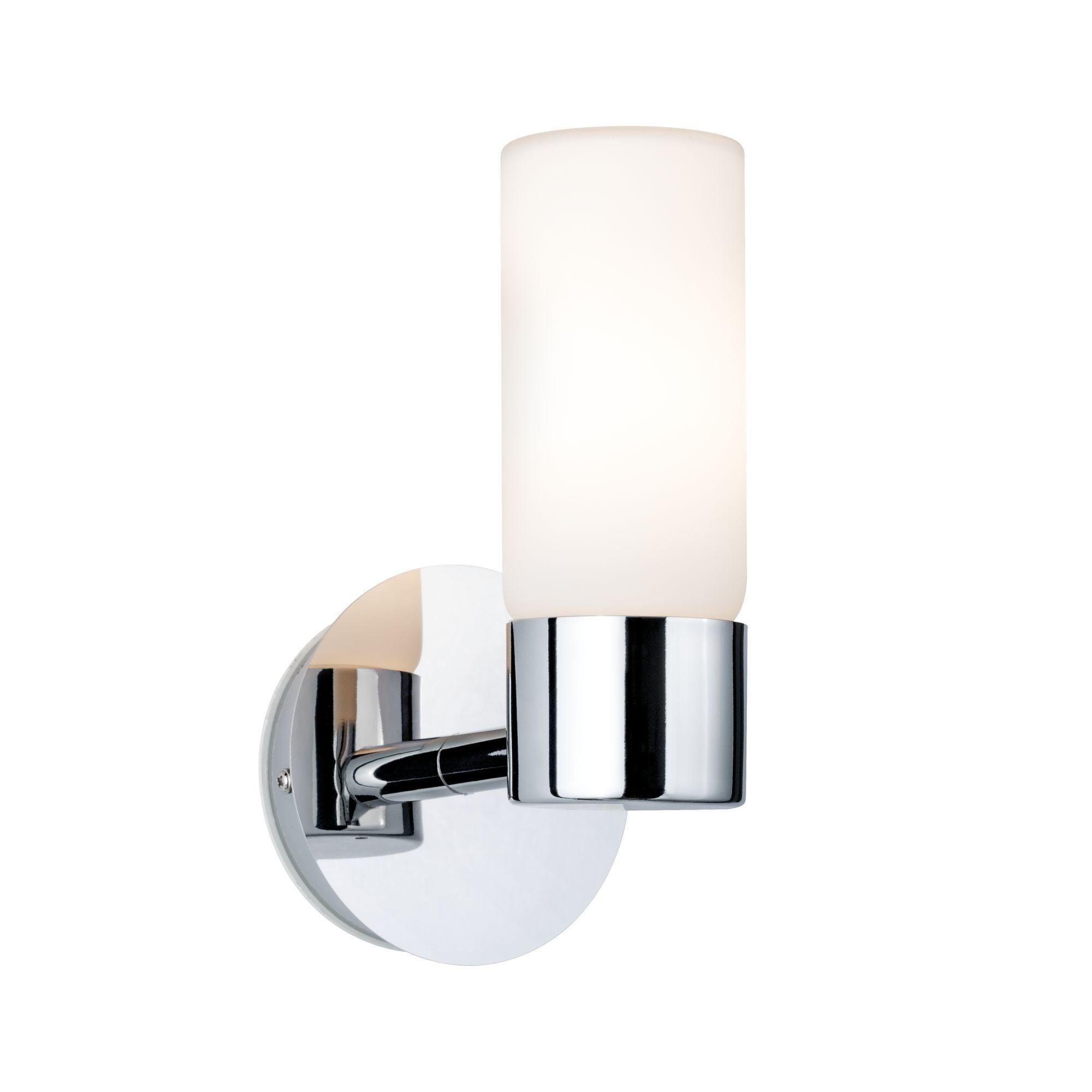 Paulmann,LED Wandleuchte Eleon Chrom, max. 33W G9