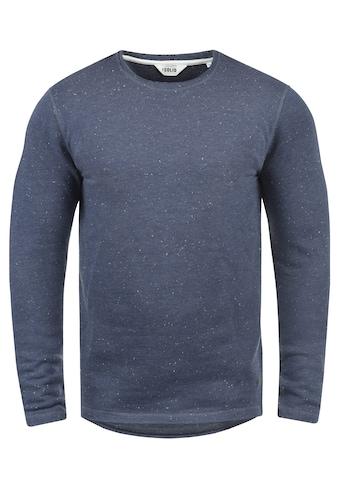 Solid Sweatshirt »Nappo«, Sweatpullover mit Naps kaufen