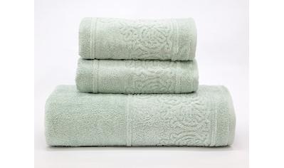 Handtuch Set, »Retro 3 - teilig«, Döhler kaufen