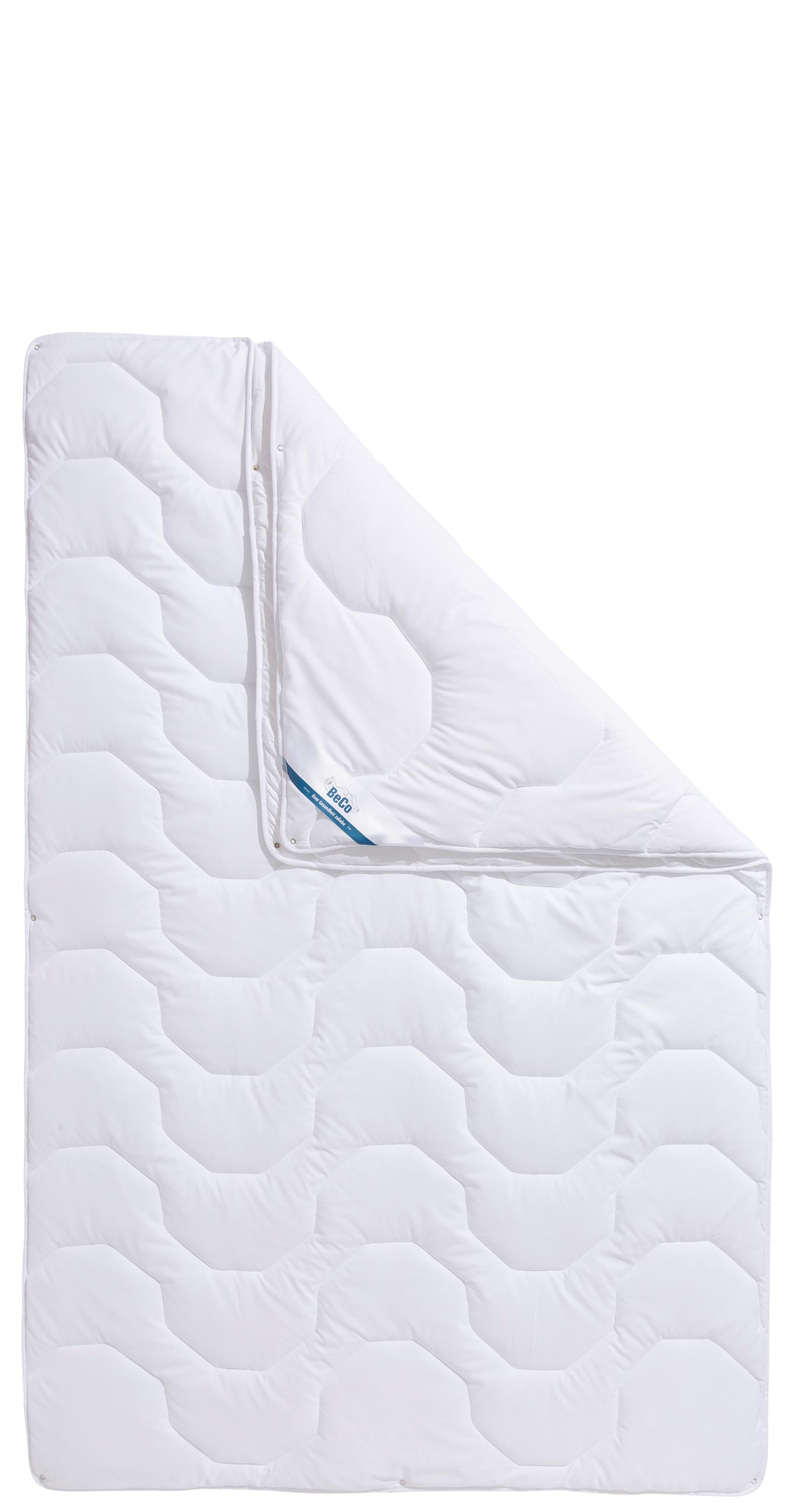 Kunstfaserbettdecke Antibac Beco 4 Jahreszeiten Fullung 100 Polyester Bezug 100 Polyester Bestellen Baur
