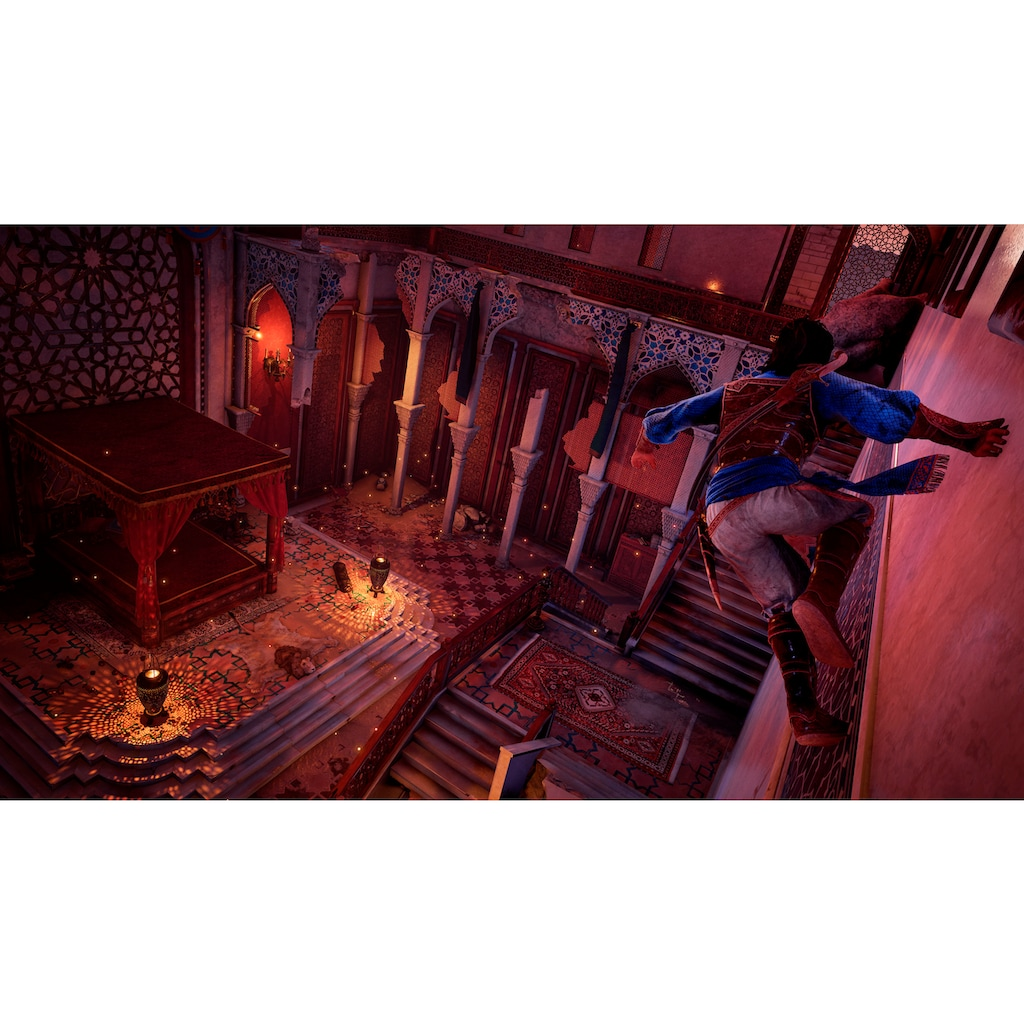 UBISOFT Spiel »Prince of Persia: The Sands of Time Remake«, PlayStation 4