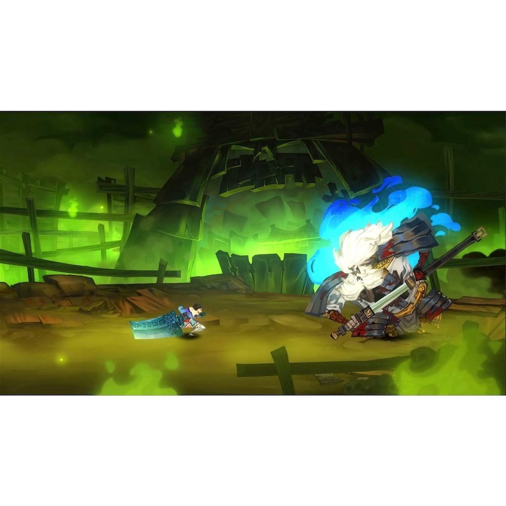 Spiel »Bladed Fury«, Nintendo Switch