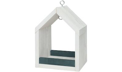 Kiehn - Holz Futterhaus BxTxH: 16x22x13 cm, ohne Rückwand kaufen