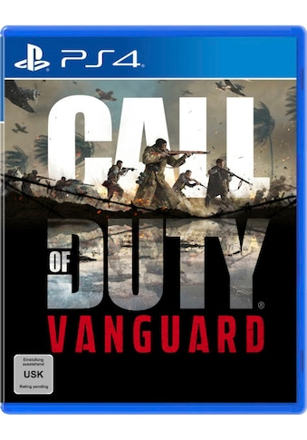 Activision Spiel »Call of Duty Vanguard«, PlayStation 4 kaufen