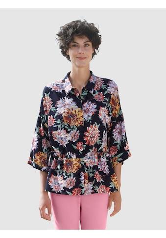 Dress In Bluse mit schönem Blumenprint kaufen