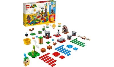 LEGO® Konstruktionsspielsteine »Baumeister-Set für eigene Abenteuer (71380), LEGO®... kaufen