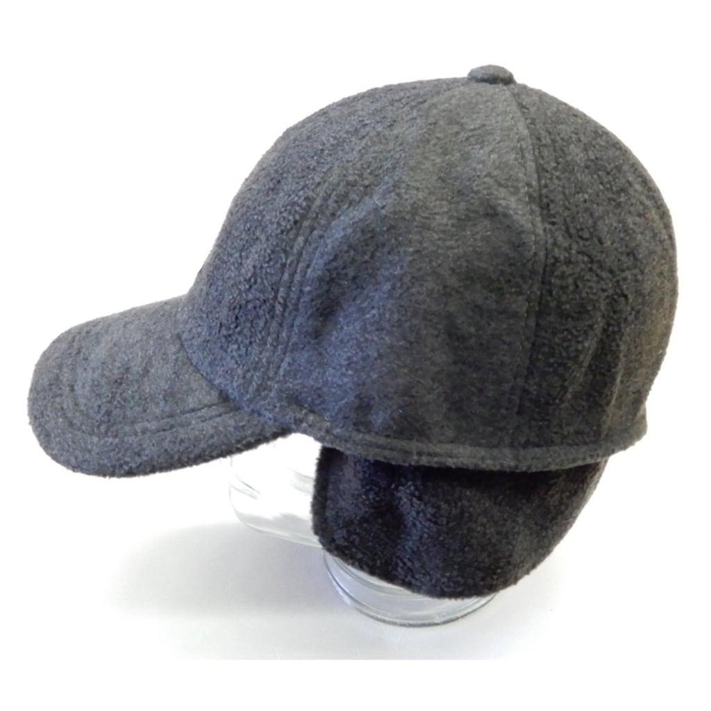 Chaplino Baseball Cap, mit Ohrenklappen