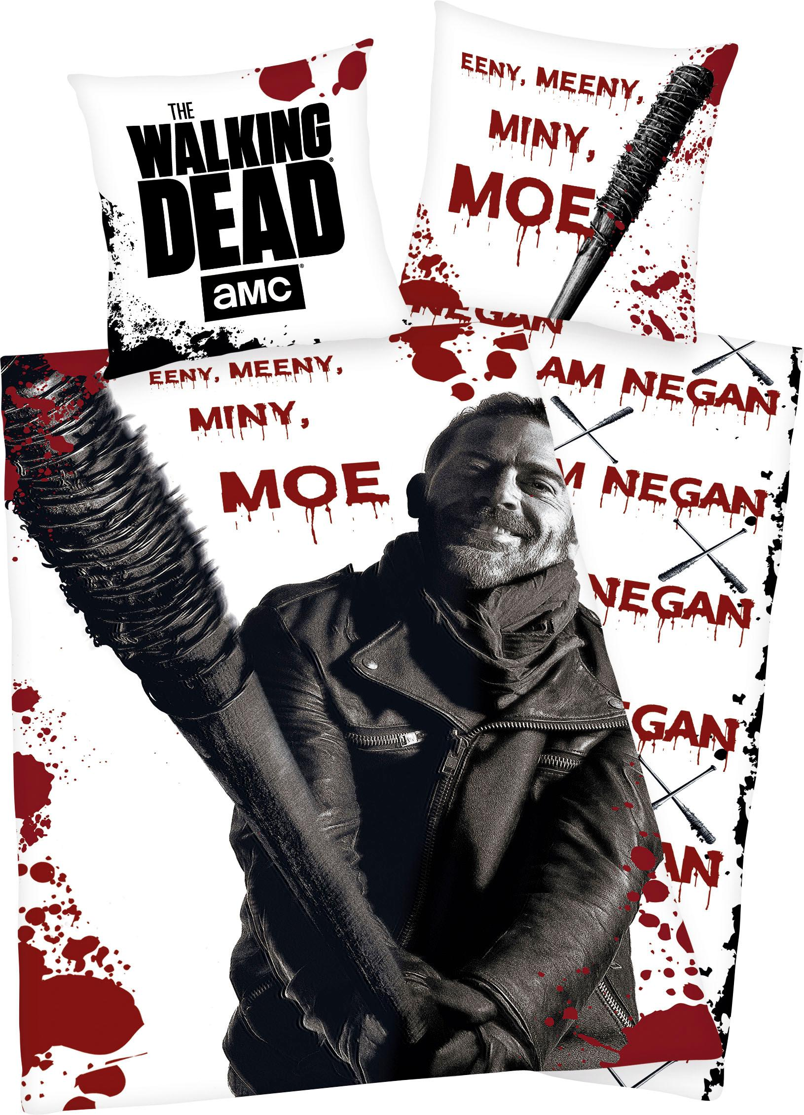 Bettwäsche The Walking Dead 3
