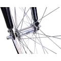 HAWK Bikes Trekkingrad »HAWK Citytrek Lady Premium Black«, 3 Gang, Shimano, Nexus Schaltwerk