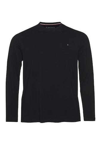 Tommy Hilfiger Big & Tall Langarmshirt »BT-STRETCH SLIM FIT LS TEE-B« kaufen