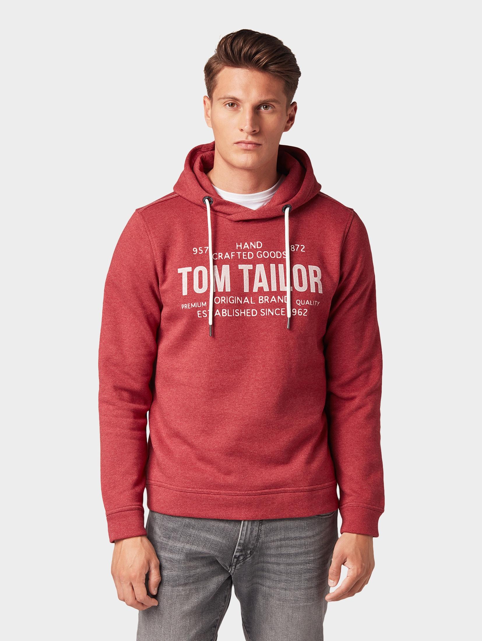 TOM TAILOR Hoodie Hoodie mit Print | Bekleidung | Tom Tailor