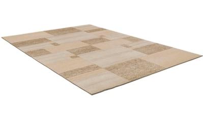 Teppich, »Voyage Laza«, OCI DIE TEPPICHMARKE, rechteckig, Höhe 20 mm, manuell geknüpft kaufen