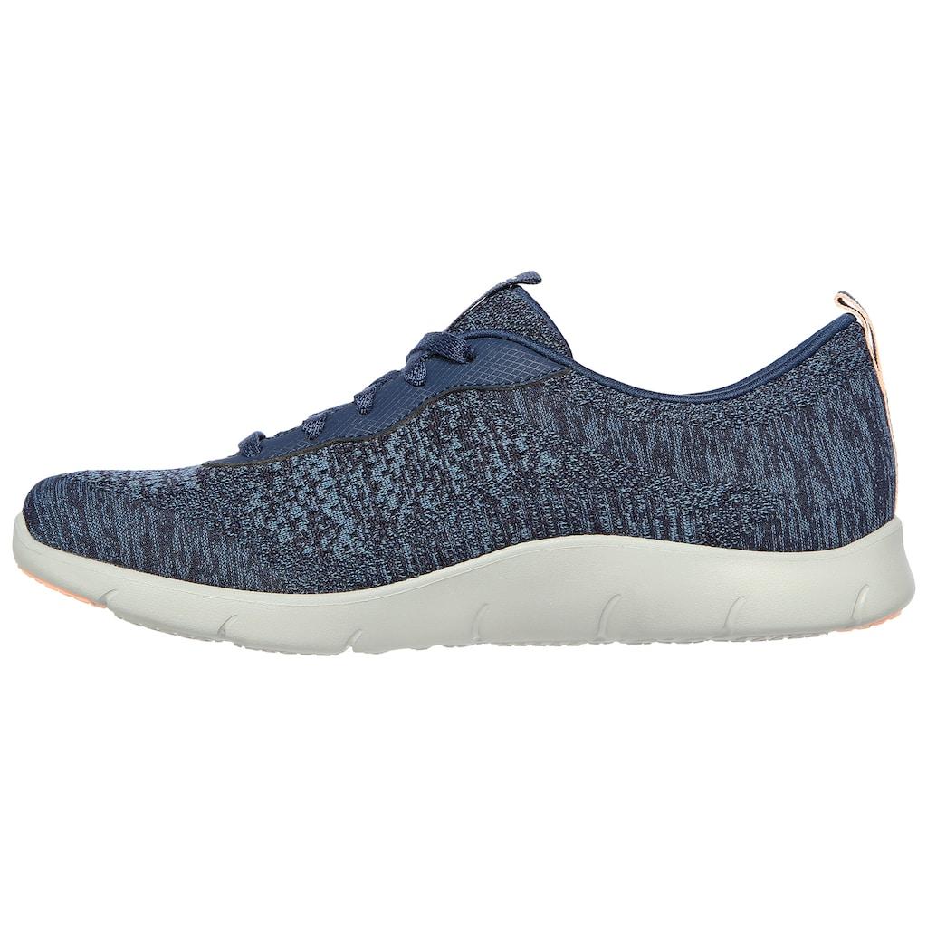 Skechers Sneaker »ARCH FIT REFINE«, mit vorgeformter Innensohle