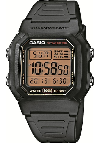 Casio Collection Chronograph »W-800HG-9AVES« kaufen