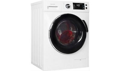 Hanseatic Waschmaschine »HWMB814B«, HWMB814B kaufen