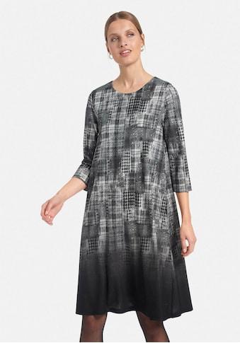 Peter Hahn Jerseykleid »Jerseykleid mit 3/4-Arm«, Rundhals kaufen