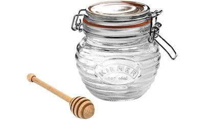 KILNER Honigglas, (1 tlg.), inkl. Honigportionierer kaufen