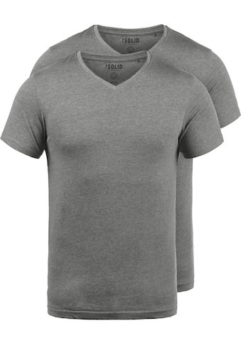 Solid V - Shirt »Portus« kaufen