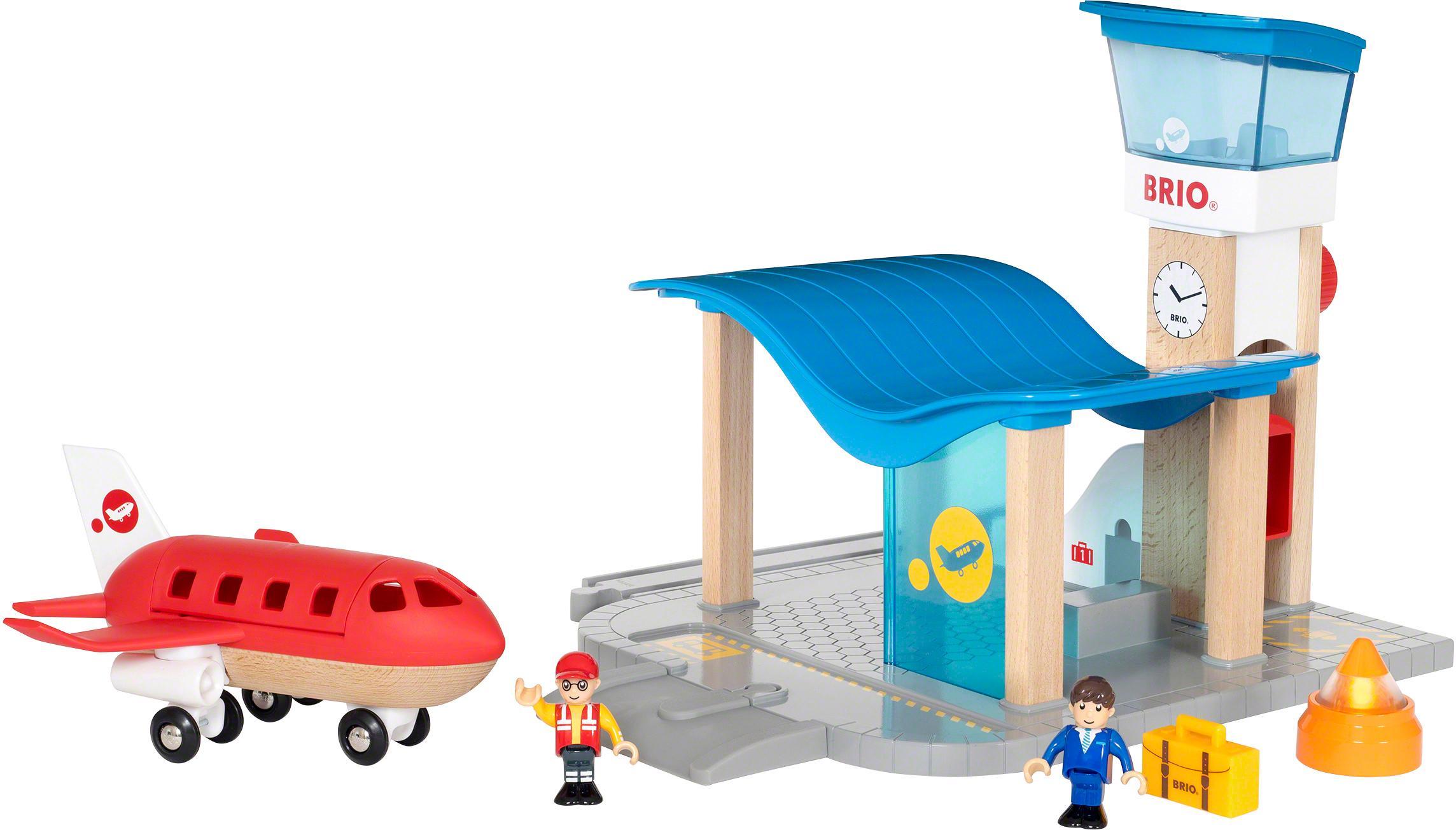 Brio® Zubehör für Spielzeugeisenbahn, »BRIO® WO...