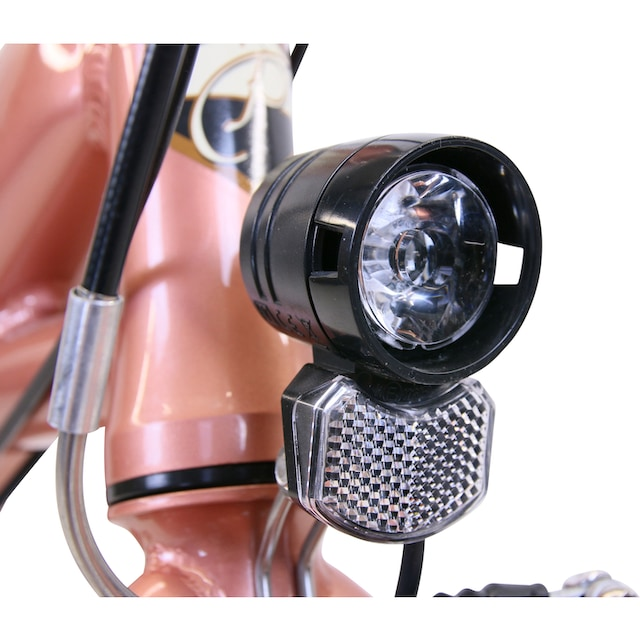 Performance Cityrad 7 Gang Shimano TOURNEY TY 300 Schaltwerk, Kettenschaltung