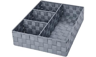 WENKO Organizer »Adria«, aus Kunststoff-Geflecht kaufen