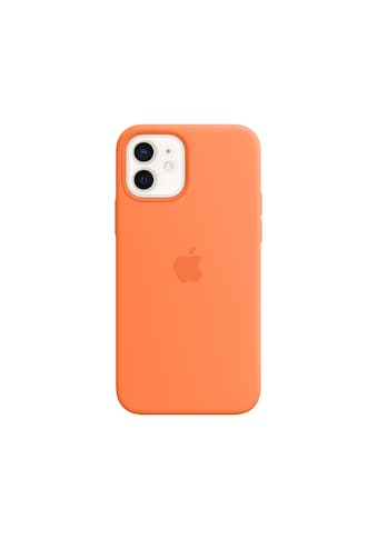 Apple Smartphone-Hülle »Silikon Case mit MagSafe«, iPhone 12 Pro-iPhone 12, 15,5 cm... kaufen