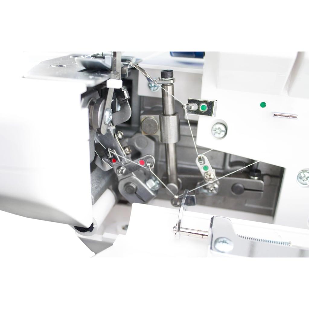Veritas Overlock-Nähmaschine »Melanie«, 12 Programme, 105 Watt