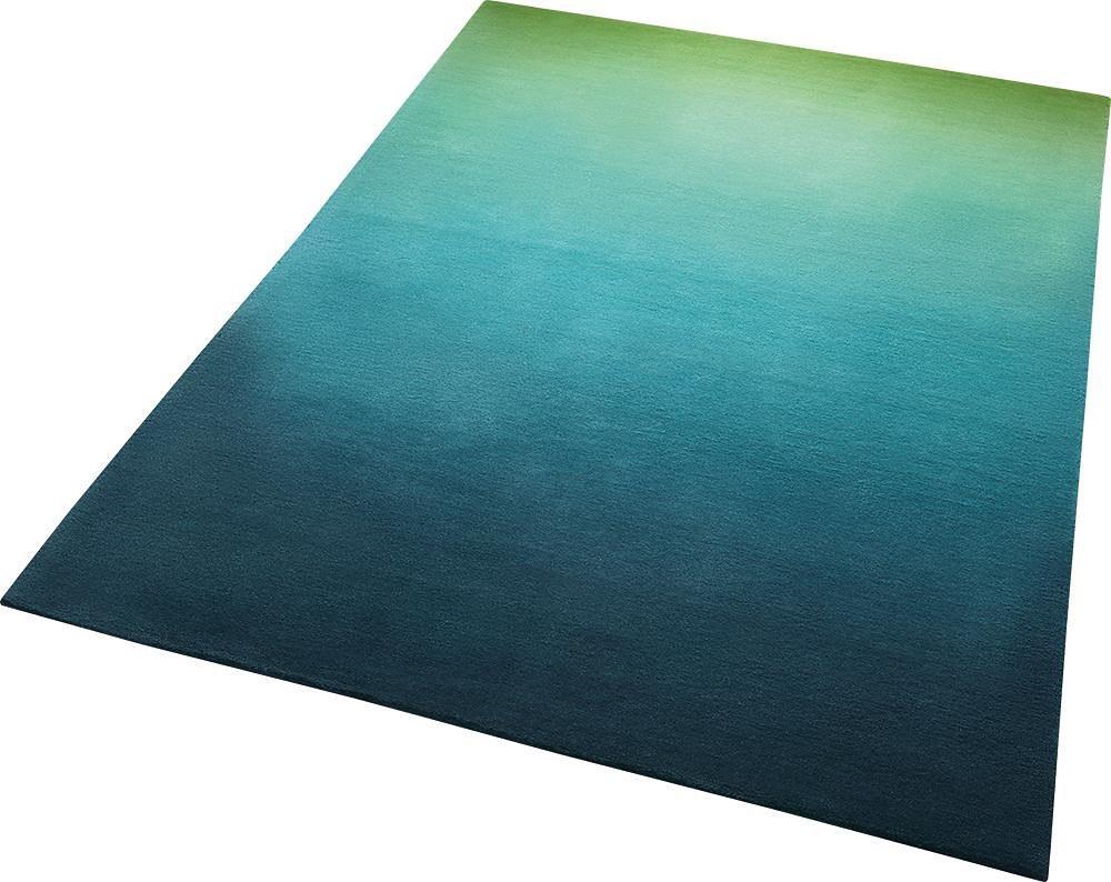 Teppich Sunrise Esprit rechteckig Höhe 12 mm handgetuftet