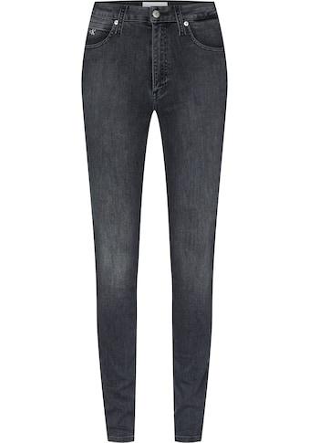 Calvin Klein Jeans Skinny - fit - Jeans »CKJ 010 HIGH RISE SKINNY« kaufen