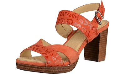 Caprice High - Heel - Sandalette »Leder« kaufen